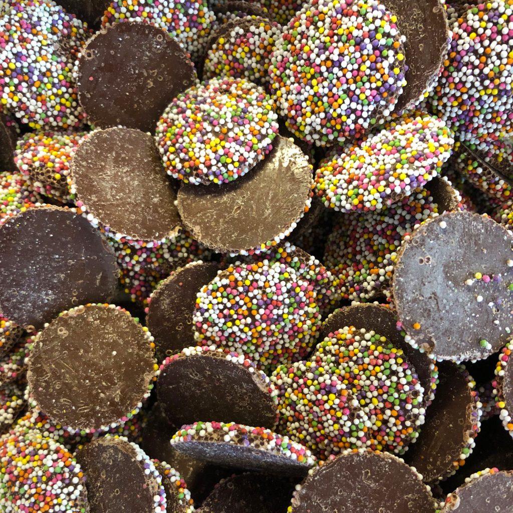 Chocolate Non-Pariels